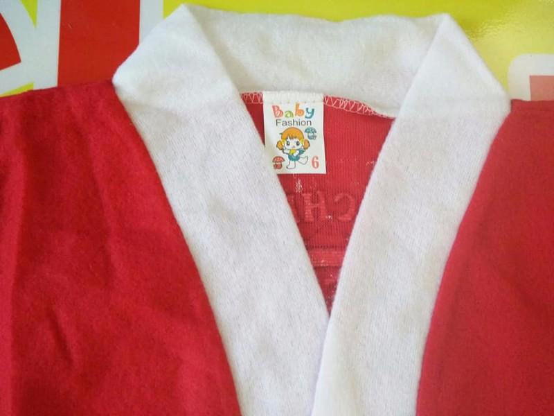 Bộ quần áo noel trẻ em 6