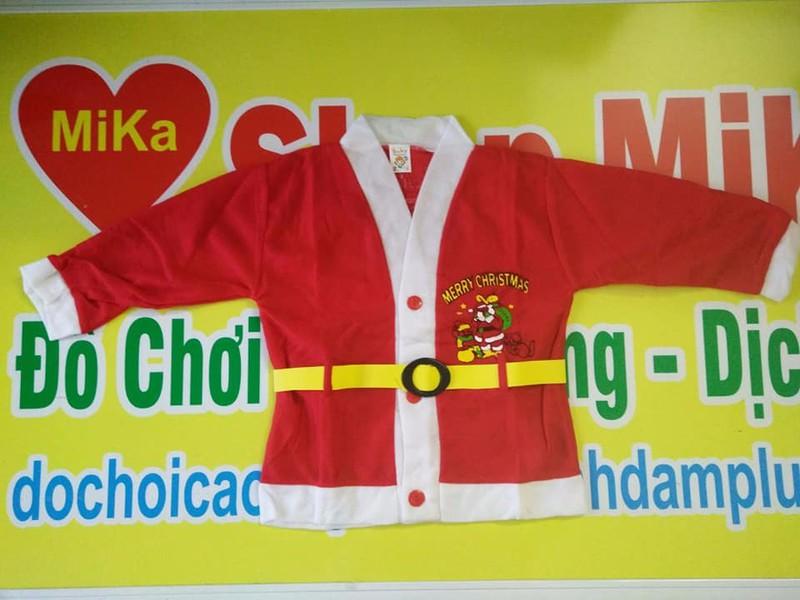 Bộ quần áo noel trẻ em 2