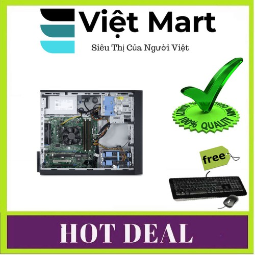 T1700 MT - Xeon E3 - 1240 V3 - R16GB- SSD960GB- Quadro K2000 2GB