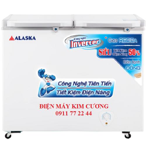 TỦ ĐÔNG MÁT THƯƠNG MẠI ALASKA FCA-4600CI