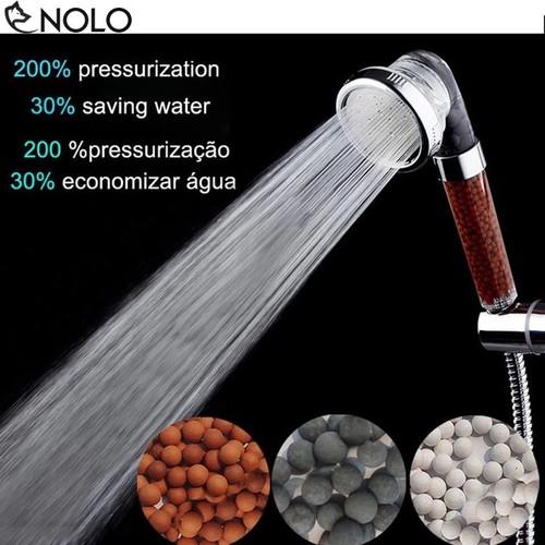 Vòi Sen Lọc Nước Tăng Áp Nano Chất Liệu Inox Kèm Dây - 6358280 , 12962500 , 15_12962500 , 136000 , Voi-Sen-Loc-Nuoc-Tang-Ap-Nano-Chat-Lieu-Inox-Kem-Day-15_12962500 , sendo.vn , Vòi Sen Lọc Nước Tăng Áp Nano Chất Liệu Inox Kèm Dây