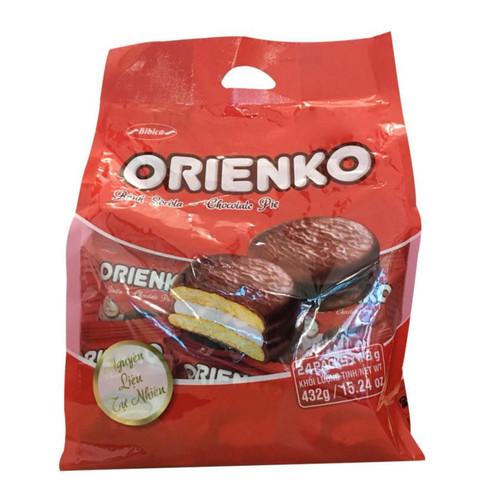 Banh orienko socola 216g 12 cái - 6356292 , 12960326 , 15_12960326 , 20000 , Banh-orienko-socola-216g-12-cai-15_12960326 , sendo.vn , Banh orienko socola 216g 12 cái