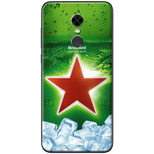 Ốp lưng nhựa dẻo Xiaomi Redmi 5 Plus Logo bia