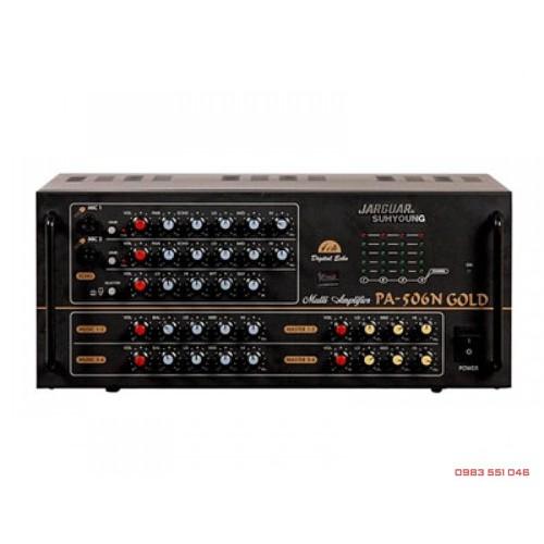 Amply karaoke Jarguar PA 506 GoLd -BT - 6351083 , 12953321 , 15_12953321 , 9790000 , Amply-karaoke-Jarguar-PA-506-GoLd-BT-15_12953321 , sendo.vn , Amply karaoke Jarguar PA 506 GoLd -BT