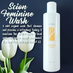 DUNG DỊCH VỆ SINH PHỤ NỮ SCION FEMININE WASH 200ml
