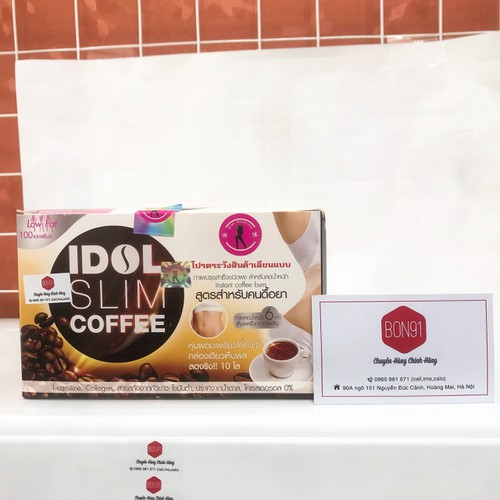 Cafe giảm cân IDOL SLIM Thái Lan hiệu quả và an toàn - 9085143 , 18773486 , 15_18773486 , 180000 , Cafe-giam-can-IDOL-SLIM-Thai-Lan-hieu-qua-va-an-toan-15_18773486 , sendo.vn , Cafe giảm cân IDOL SLIM Thái Lan hiệu quả và an toàn