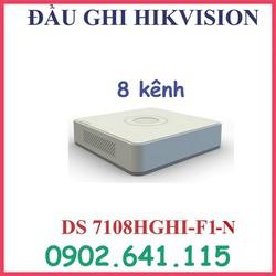 đầu ghi hình 8 kênh HIKVISION DS-7108HGHI-F1-N