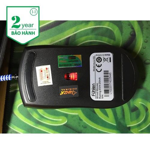 Chuột máy tính Fuhlen có dây L102 -  Fuhlen L102