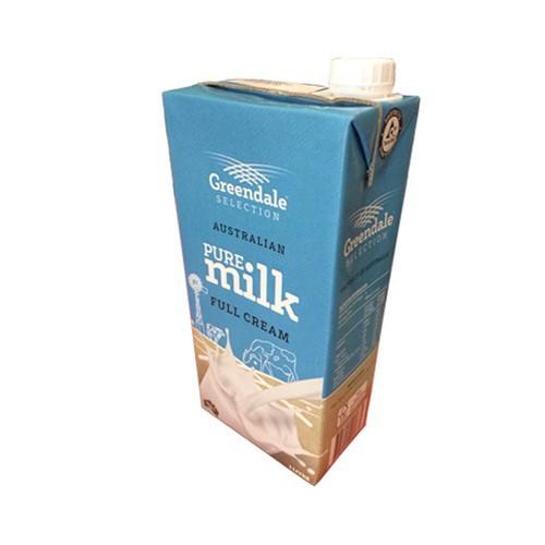 Sữa tươi nguyên kem Úc 1 lít Greendale