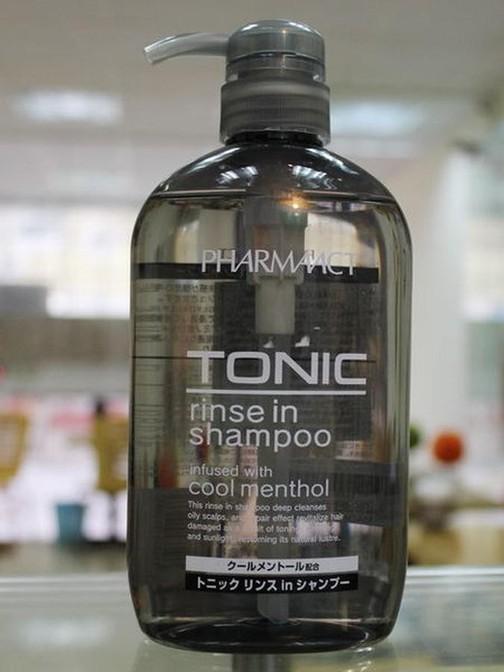 Dầu gội đầu Tonic cool menthol-Dầu gội đầu Tonic cool menthol Nhật Bản 1