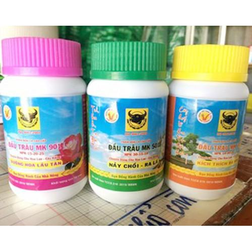 Bộ 3 chuyên dùng cho phong lan cây kiểng phân bón Đầu Trâu - 6102319 , 12632417 , 15_12632417 , 87000 , Bo-3-chuyen-dung-cho-phong-lan-cay-kieng-phan-bon-Dau-Trau-15_12632417 , sendo.vn , Bộ 3 chuyên dùng cho phong lan cây kiểng phân bón Đầu Trâu