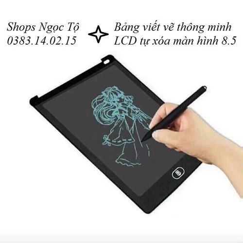 Bảng viết tự xóa - Bảng vẽ điện tử thông minh - Màn hình LCD 8.5 inch - 6103230 , 12633471 , 15_12633471 , 149000 , Bang-viet-tu-xoa-Bang-ve-dien-tu-thong-minh-Man-hinh-LCD-8.5-inch-15_12633471 , sendo.vn , Bảng viết tự xóa - Bảng vẽ điện tử thông minh - Màn hình LCD 8.5 inch