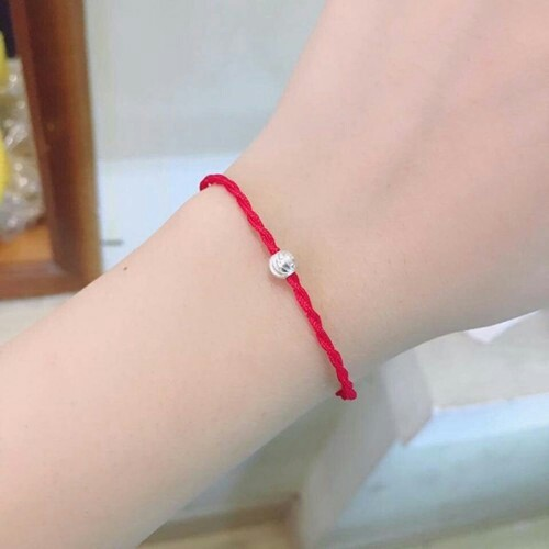 Vòng tay chỉ đỏ may mắn mix bạc ta - 6096417 , 12624312 , 15_12624312 , 50000 , Vong-tay-chi-do-may-man-mix-bac-ta-15_12624312 , sendo.vn , Vòng tay chỉ đỏ may mắn mix bạc ta