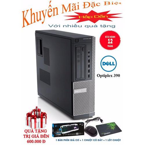 Máy tính để bàn Dell 390 SFF Core i7-2600