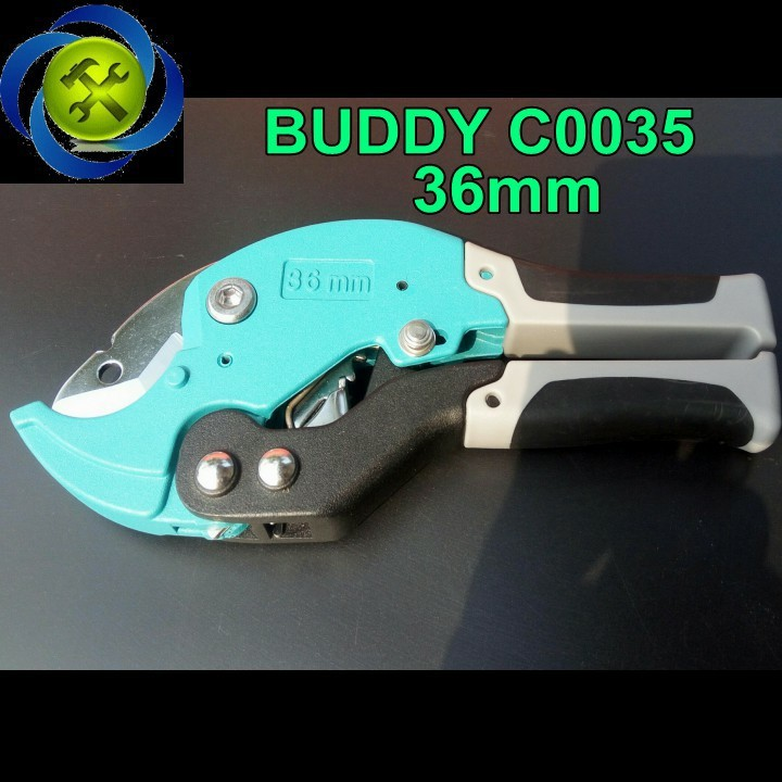 Kéo cắt ống Pvc Buddy C0035 cắt ống 36mm 1