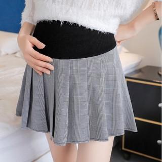 CV2286 - Chân váy bầu xếp ly - giá 310k - CV2286 thumbnail