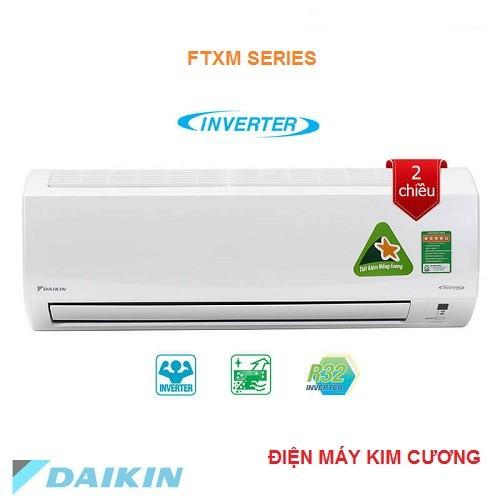 Điều hòa 2 chiều Daikin Inverter 1.5 HP FTXM35HVMV - 6094665 , 12621709 , 15_12621709 , 12999000 , Dieu-hoa-2-chieu-Daikin-Inverter-1.5-HP-FTXM35HVMV-15_12621709 , sendo.vn , Điều hòa 2 chiều Daikin Inverter 1.5 HP FTXM35HVMV