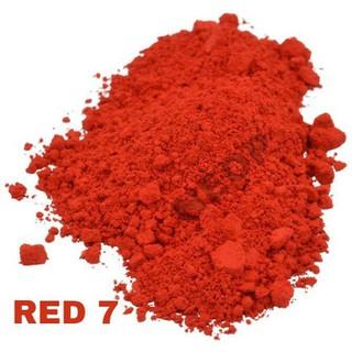 Màu Khoáng Đỏ Cherry Lì 1G - Màu Khoáng Mỹ - Nguyên Liệu Làm Son - CR1 thumbnail