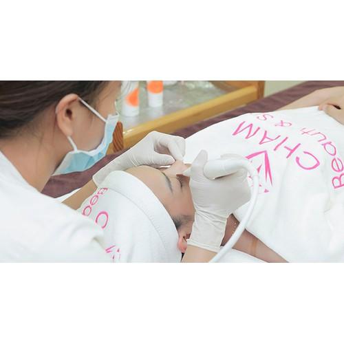 Chăm sóc da chuyên sâu siêu cấp ẩm trẻ hóa bằng CN thủy phân nước vào da tại Cham Beauty Spa