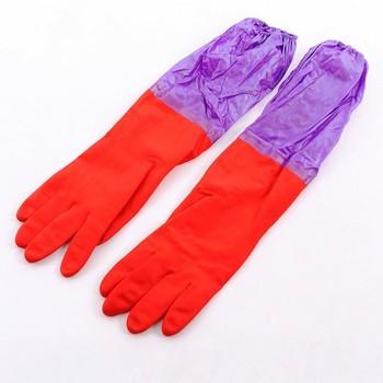 Combo 3 đôi găng tay cao su lót nỉ