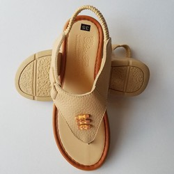 Sandal Nữ BIGBEN da bò thật cao cấp SDN45