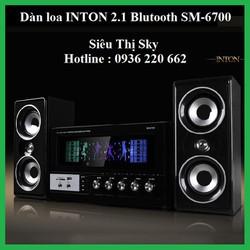 Dàn âm thanh – Dàn loa INTON 2.1 blutooth – Dàn âm thanh mini