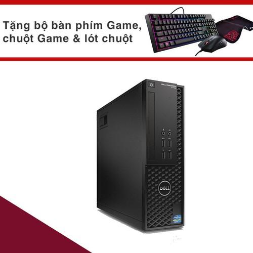 PC DELL T1700 SFF, Xeon E3, 1240 V3, RAM32GB, SSD480GB, Quadro K600