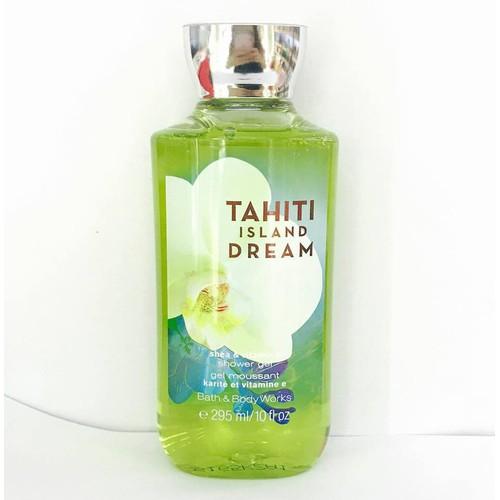 Sữa tắm gội Tahiti hàng xách tay từ Mỹ