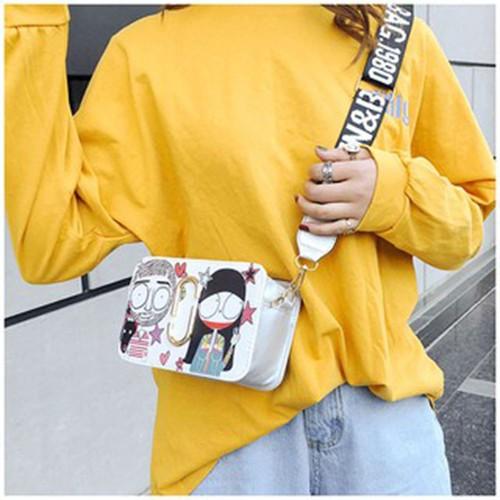 Túi nữ đeo chéo cute - 6369541 , 12979104 , 15_12979104 , 170000 , Tui-nu-deo-cheo-cute-15_12979104 , sendo.vn , Túi nữ đeo chéo cute