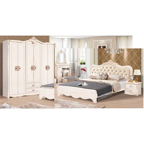 Set giường ngủ tân cổ điển nhập khẩu HHP-SET207-24 cao cấp - 6370234 , 12979737 , 15_12979737 , 46500000 , Set-giuong-ngu-tan-co-dien-nhap-khau-HHP-SET207-24-cao-cap-15_12979737 , sendo.vn , Set giường ngủ tân cổ điển nhập khẩu HHP-SET207-24 cao cấp