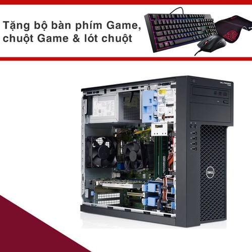 DELL T1700 MT, Xeon E3, 1240 V3, RAM16GB, SSD120GB, Quadro K2000 2GB