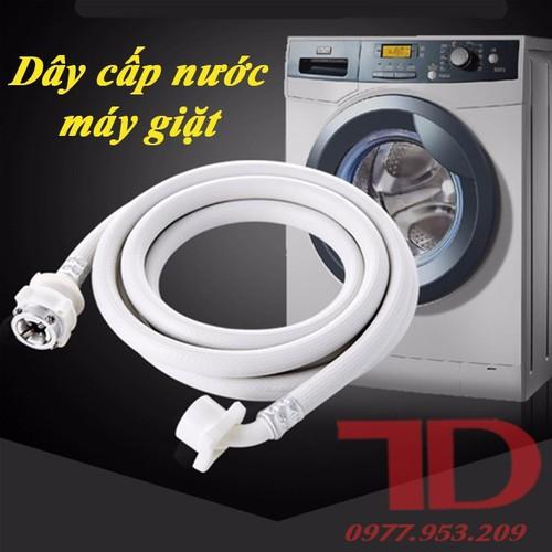 Dây cấp nước máy giặt cửa ngang chính hãng - 6367923 , 12976705 , 15_12976705 , 150000 , Day-cap-nuoc-may-giat-cua-ngang-chinh-hang-15_12976705 , sendo.vn , Dây cấp nước máy giặt cửa ngang chính hãng