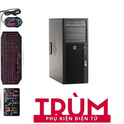 HPZ210 MT i5 2500.Ram ECC 8GB.HDD 4TB.Quadro 2000