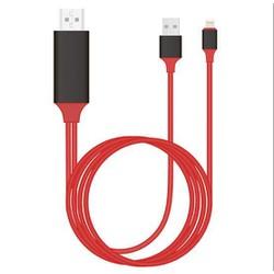 Cáp HDMI nối điện thoại với ti vi dùng cho I phone, dây kết nối tivi với điện thoại