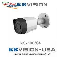 Camera HDCVI hồng ngoại 1.0 Megapixel KBVISION KX-1003C4