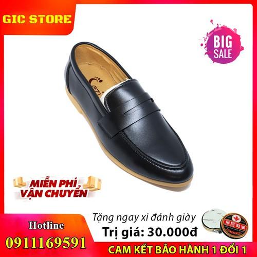 Giày Tây Công Sở Trẻ Trung Đế Vàng - Giày Nam Công Sở - Form nhỏ