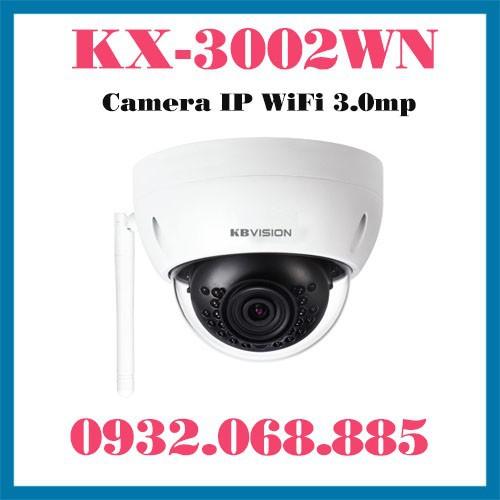 CAMERA IP WIFI KBVISION KX-3002WN 3.0MP - 4464759 , 12981261 , 15_12981261 , 1298000 , CAMERA-IP-WIFI-KBVISION-KX-3002WN-3.0MP-15_12981261 , sendo.vn , CAMERA IP WIFI KBVISION KX-3002WN 3.0MP