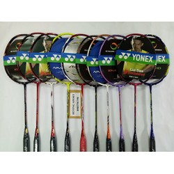 Vợt cầu lông YONEX khung cacboon -khuyến mãi căng dây và cuốn cán