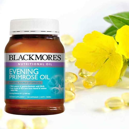 Viên uống bổ sung Omega 6 Evening Primrose Oil Blackmores 190v