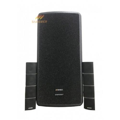 Loa karaoke di động cao cấp Sansui Q800 loa công suất lớn