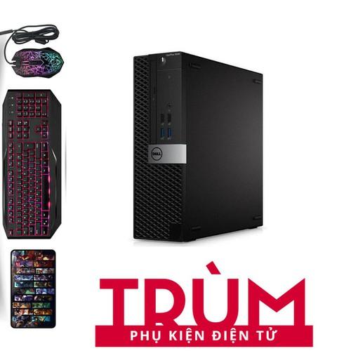 PCđồng bộ Dell 3040 SFF I3 6100.Ram 12GB.SSD 240GB