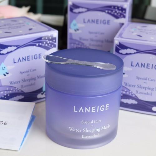 Mặt Nạ Ngủ Oải Hương Water Sleeping Mask Lavender