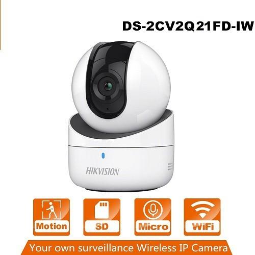 Camera HIKVISION Q1 2Mb 1080P quay 4 chiều giá tốt - hik360 Tùy chọn thẻ nhớ