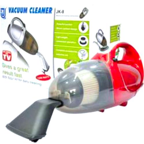 Máy Hút Bụi Mini 2 Chiều Cầm Tay Vacuum Cleaner JK8 Đỏ