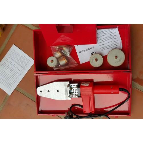 MÁY HÀN NHIỆT ỐNG NƯỚC TỰ ĐỘNG đỏ cả hộp sắt giá rẻ - 6483315 , 13120795 , 15_13120795 , 665000 , MAY-HAN-NHIET-ONG-NUOC-TU-DONG-do-ca-hop-sat-gia-re-15_13120795 , sendo.vn , MÁY HÀN NHIỆT ỐNG NƯỚC TỰ ĐỘNG đỏ cả hộp sắt giá rẻ