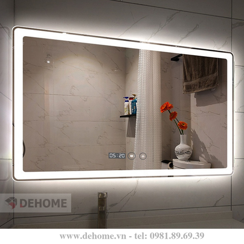 Gương LED cảm ứng Dehome phòng tắm D057 - 6379346 , 12993118 , 15_12993118 , 2300000 , Guong-LED-cam-ung-Dehome-phong-tam-D057-15_12993118 , sendo.vn , Gương LED cảm ứng Dehome phòng tắm D057