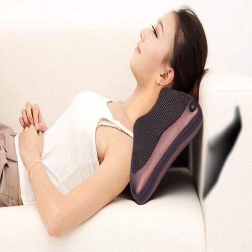 Gối massage hồng ngoại hai chiều