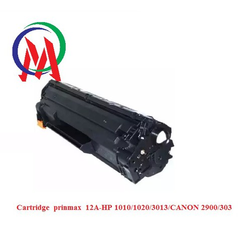 Cartridge  prinmax  12A-HP 1010 1020 3013 CANON 2900 303