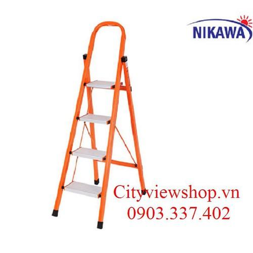 Thang ghế Nikawa NKS-04 - 6386607 , 13002272 , 15_13002272 , 820000 , Thang-ghe-Nikawa-NKS-04-15_13002272 , sendo.vn , Thang ghế Nikawa NKS-04