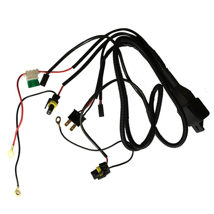 D2 Led Lights On Wiring Harness Diagram Likewise Xenon Hid Headlight